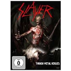 Dvd Slayer - Thrash Metal Heroes