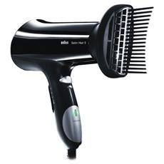 HD550 Satin Hair 5 Asciugacapelli Potenza 1900 Watt
