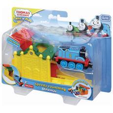 Thomas And Friends - Lanciatore Locomotiva Thomas