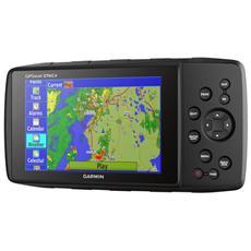 Navigatore Portatile GPSMAP 276Cx con mappa ricreativa precaricata dell'Europa