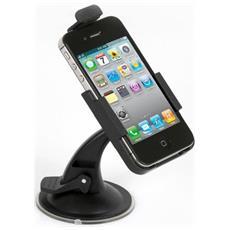 540118, Telefono cellulare / smartphone, Passivo, Auto, Nero, iPhone 4/4S