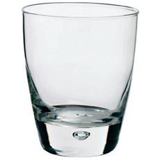 Confezione 3 Pezzi Bicchiere Capacità 26 Cl. - Linea Rock Luna