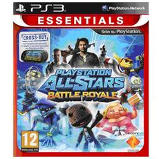 PS3 - Essentials PS All Stars Battle Royale