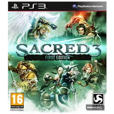 PS3 - Sacred 3 First Edition