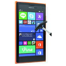 2 Pellicole per smartphone Nokia Lumia 735 - Anti-Shock