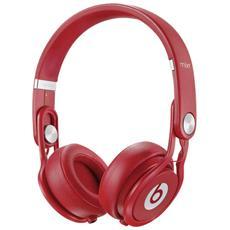 Cuffie On-Ear Mixr con Microfono colore Rosso