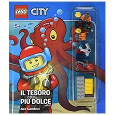 Avventure sottomarine. Lego City. Con gadget. Vol. 4