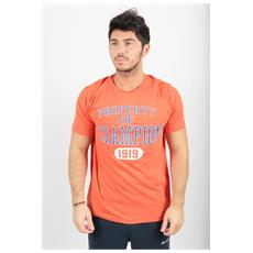 T-shirt Uomo Game Day Atletics Jersey Arancio M