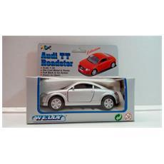 Modello Di Auto 1:36 - Audi Tt Roadster- Grigia