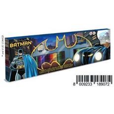 8907 - Mega Coloring 60 Pennarelli - Batman