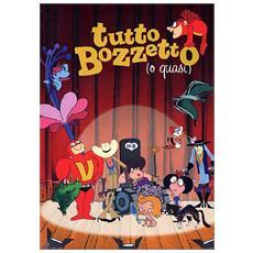 Dvd Tutto Bozzetto (box 4 Dvd)