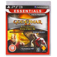 PS3 - Essentials God of War Collection 2