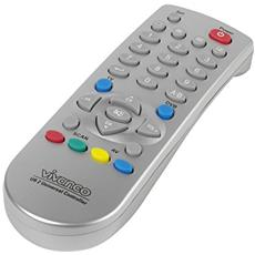 UR 2 2 in 1 Telecomando universale - argento - Europa