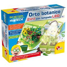 Scienza Hi Tech Orto Botanico 2 In 1 Led