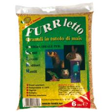 Lettiera per roditori Furrletto al limone naturale 6 litri (3 Kg.)