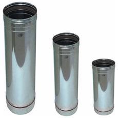 Tubo per Stufa in acciaio inox Piemme Speedy art. 01 Ø x altezza 180 x 500 mm