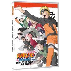Naruto Shippuden - Il Film - Eredi Della Volonta' Del Fuoco