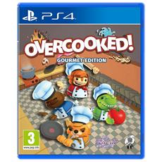 PS4 - Overcooked