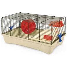 Gabbia Roditori Hamster Nature 10 58x32x26h