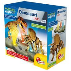 Scienza Hi Tech Dinosauri Led