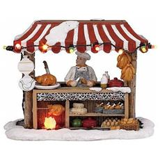 Venditore Di Polli - Poulier Market Cod. 611048 Presepe