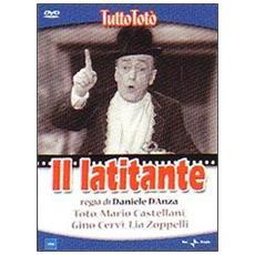Dvd Latitante (il)