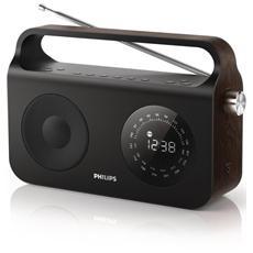Radio Portatile AE2800 Sintonizzatore FM / MW / LW