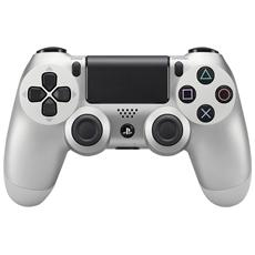SONY - Controller Dualshock 4 Silver Wireless Limited Edition