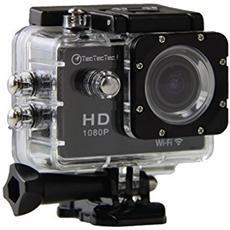 Action Cam XPro1 Nero Sensore Full HD Wi-Fi Impermeabile