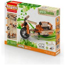 Inventor Eco Friendly Motorbikes Gioco Di Costruzioni 02493