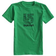 T-shirt Logo Vertical Bambino L Verde