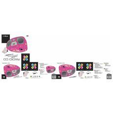 Interactive CD46RSSTICK Digitale Rosa radio CD