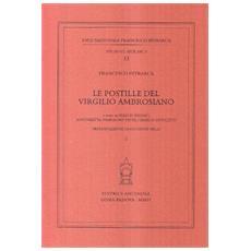 Le postille del Virgilio Ambrosiano (2 vol.)