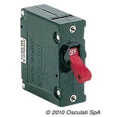 Interruttore Airpax magnetoidraulico 15 A