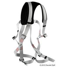 Cintura di sicurezza con bansigo e cinghie
