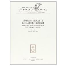 Corrispondenza inedita e altri documenti
