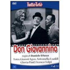 Dvd Don Giovannino