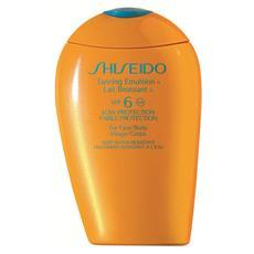Tanning Emulsion N Lait Brozant SPF6 150 ml emulsione abbronzante per viso e corpo protezione bassa