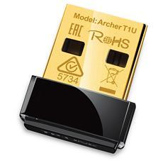 Scheda di rete wireless USB Nano AC450 Archer T1U