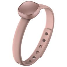 Cinturino Smart Charm Bluetooth per Android - Rosa