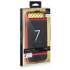 Custodia Remax Balance Serie Iphone 7 Rosso