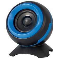 Set di Altoparlanti Portatili Bluetooth / USB 2.0 Colore Blu
