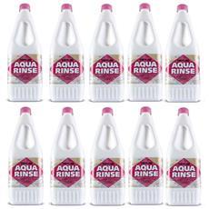 Offerta 10 Bottiglie Profumatore Aqua Rinse Thetford Da 1,5 Litri - Liquido Profumatore Per Tubature E Serbatoi Camper