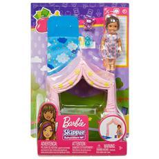 FXG97 Barbie - Skipper Babysitter Inc: Pigiama Party