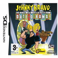 NDS - Johnny Bravo Date O Rama