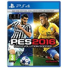 PS4 - Pro Evolution Soccer 2016 (PES 2016)