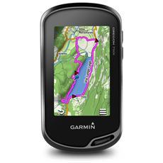 """Oregon 750t GPS con Display 3"""" Touchscreen connessione Wi-Fi Fotocamera 8Mpx Cartografia e Bussola"""