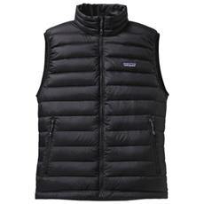 M's Down Sweater Vest Gilet Outdoor Uomo Taglia M