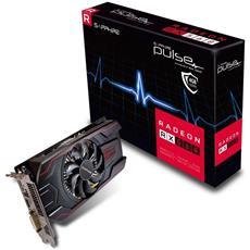 Radeon RX 560 4 GB GDDR5 Pci-E DVI-D / HDMI / Display Port Pulse OC (UEFI)
