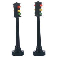 Due Semafori - Signal Light Cod. 611193 Presepe